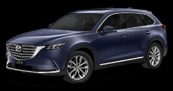 Mazda CX-9 GT | FWD