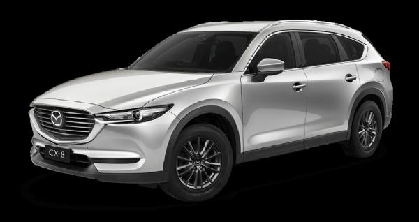 Mazda CX-8 Sport | FWD Diesel