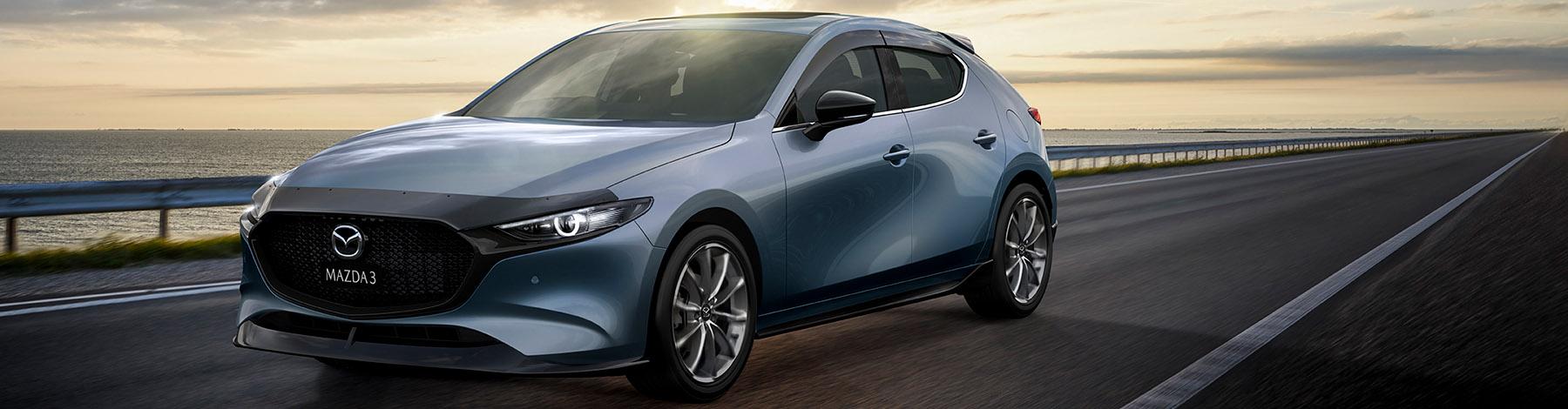 Macarthur Mazda Mazda3 Polymetal Grey Metallic