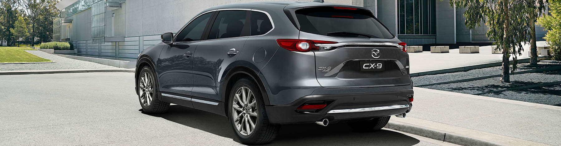Macarthur Mazda CX-9 Machine Grey Metallic