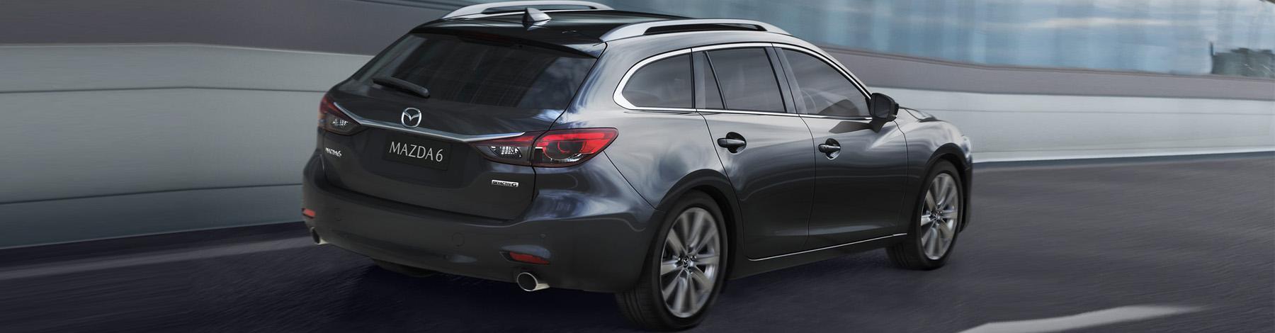 Macarthur Mazda Mazda6 Machine Grey Metallic