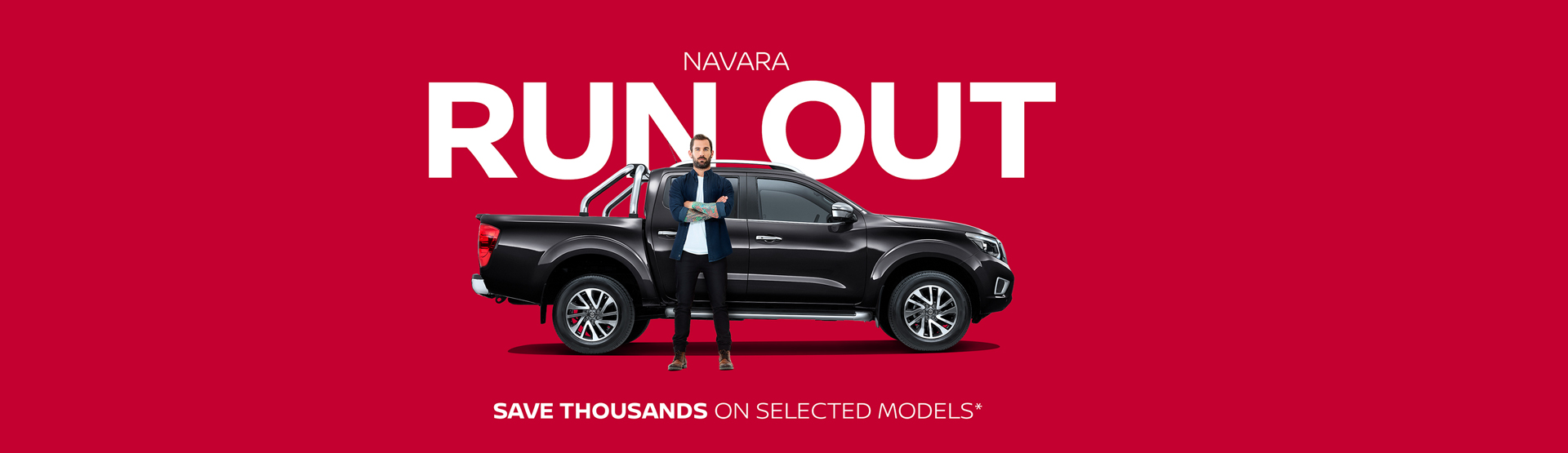 Ferntree Gully Nissan - Navara Run Out Sale!