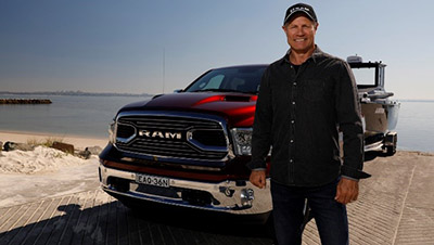 Escape Fishing with ET |Ram Trucks Australia