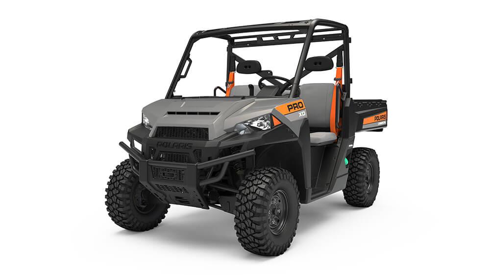 Polaris® Pro XD ™ 2000D AWD