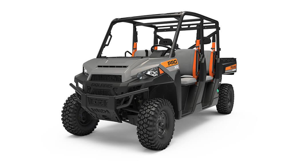 Polaris® Pro XD ™ 4000D AWD