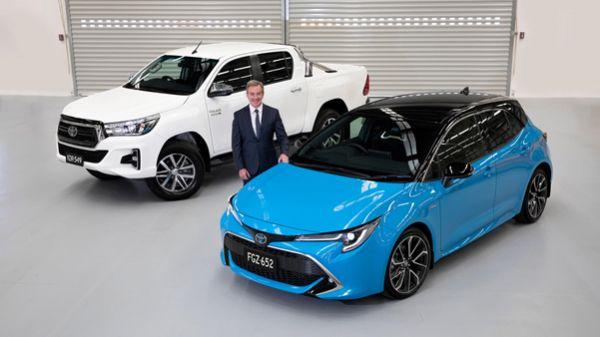Toyota Hyrbid Sale