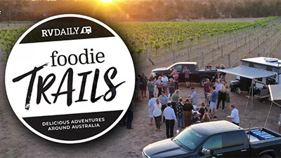 RV DAILY – FOODIE TRAILS image