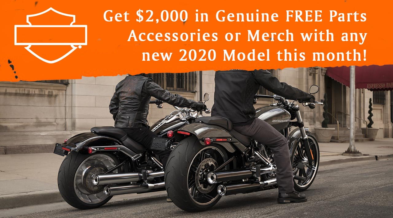 Traralgon Harley Davidson - $2000 offer