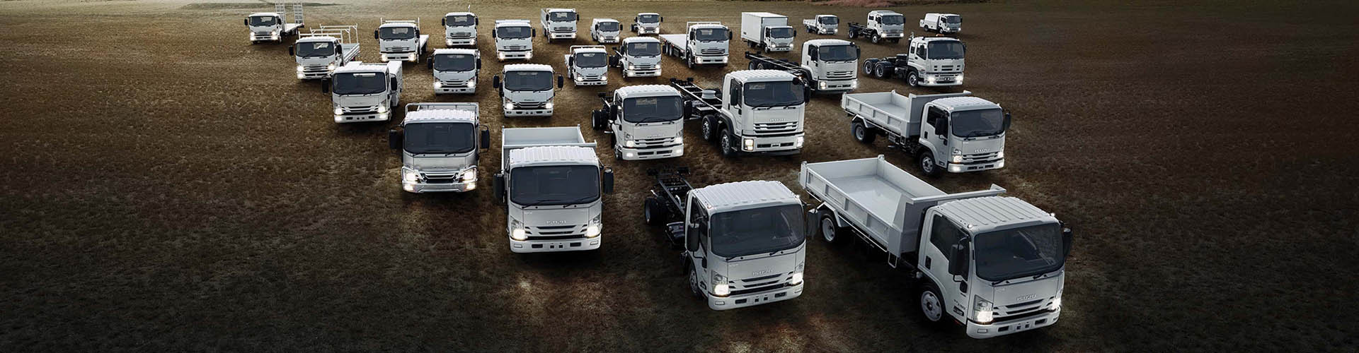 Isuzu Trucks Fleet