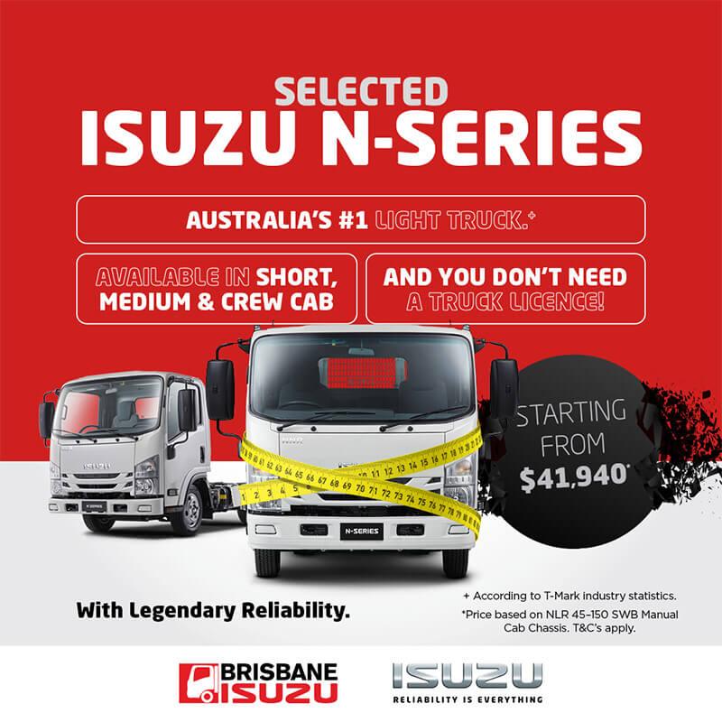 Brisbane Isuzu N Series