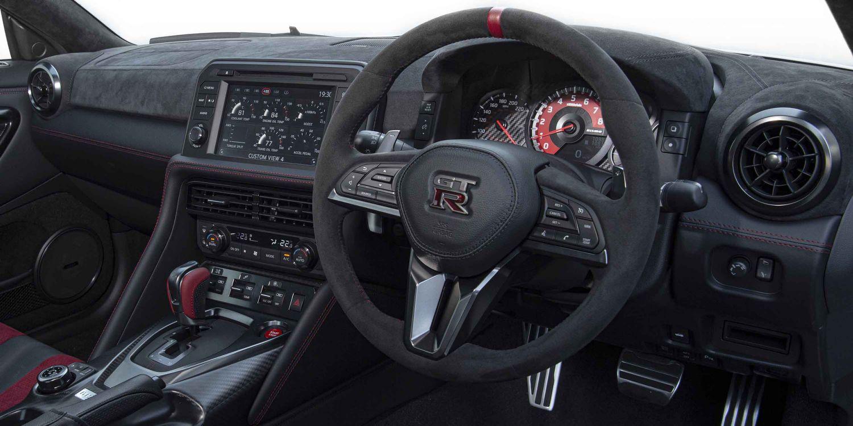 GT-R Nismo Interior