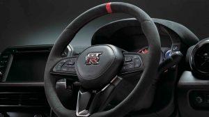Nissan GT-R Nismo Alcantara Steering Wheel