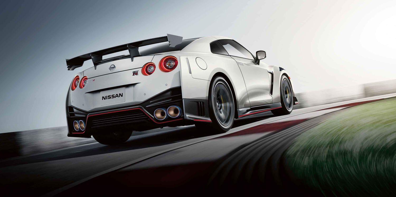Nissan Gt-R Nismo Race Track