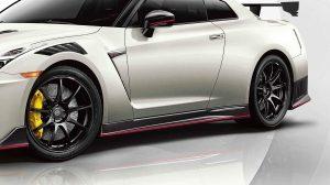 Nissan GT-R Nismo Side Sills