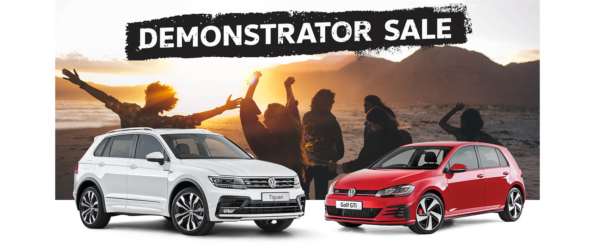 Volkswagen Passenger Demonstrator Sale