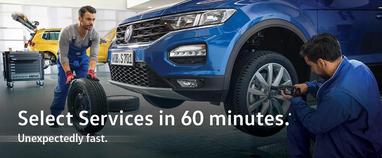 Solitaire Volkswagen - Service eXpress