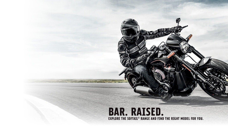 Harley Davidson Softail Range