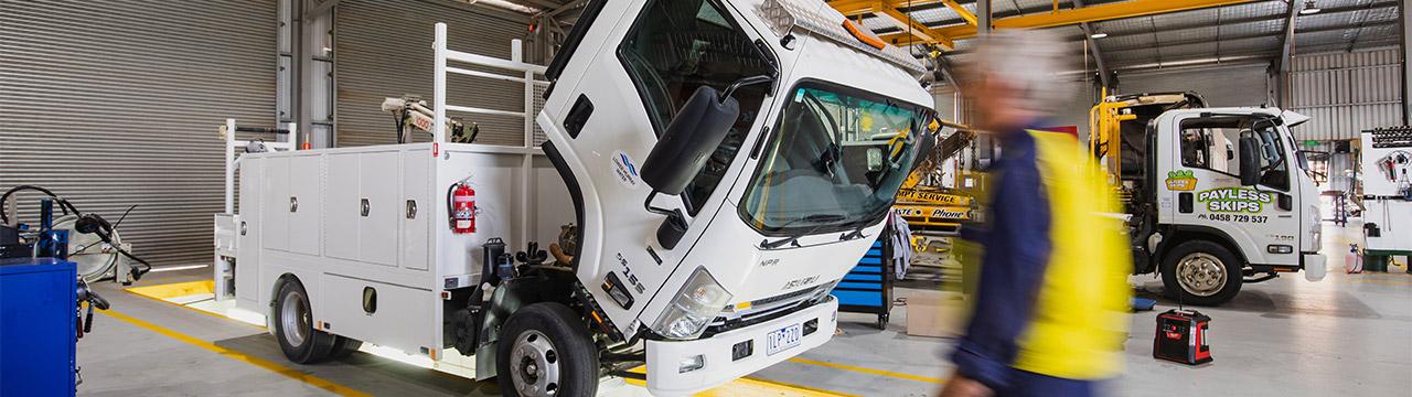 Mildura Truck Centre - Book a Service