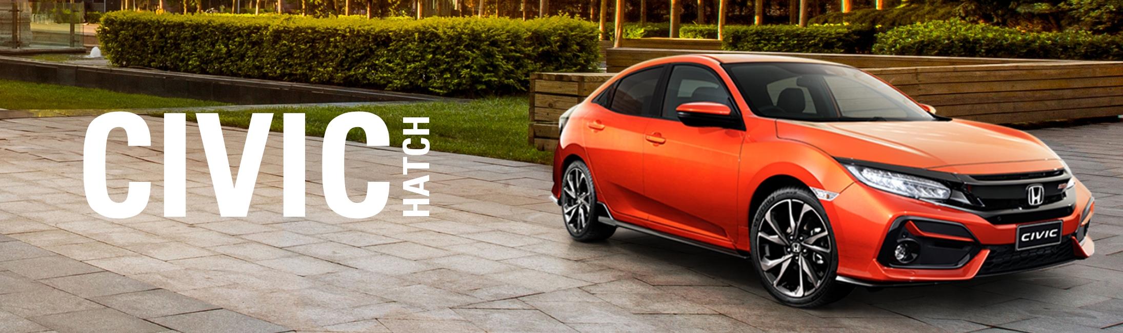 Honda - Honda Civic Hatch