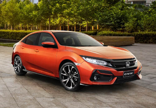Honda - Honda Civic Hatch