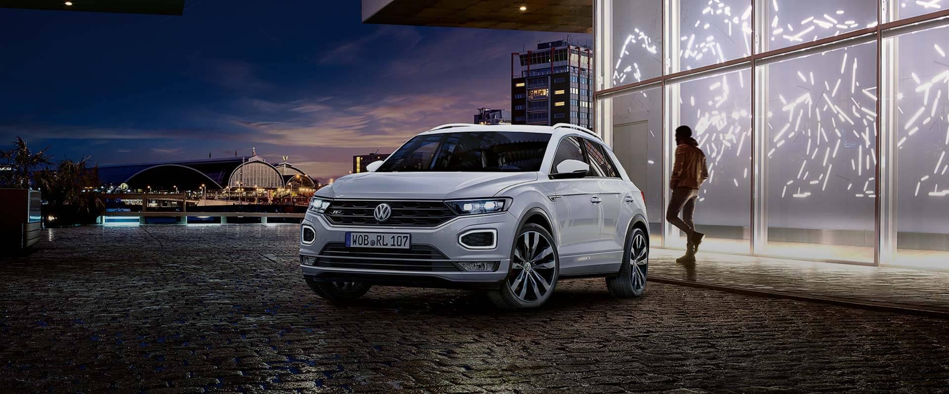 Volkswagen T-Roc - Coming Soon