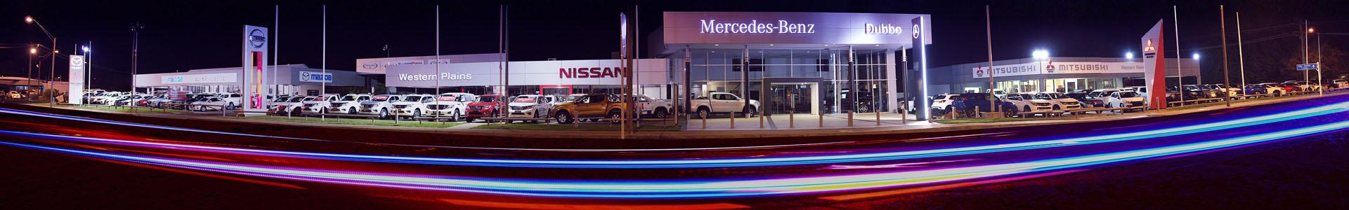 Western Plains Automotive Wide Angle Photo
