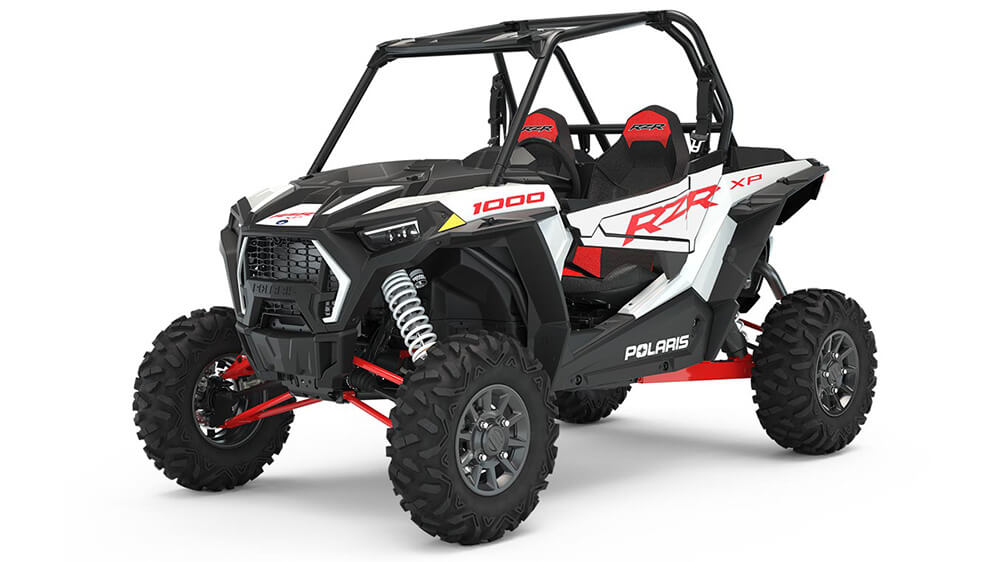 RZR XP 1000 White Lightning