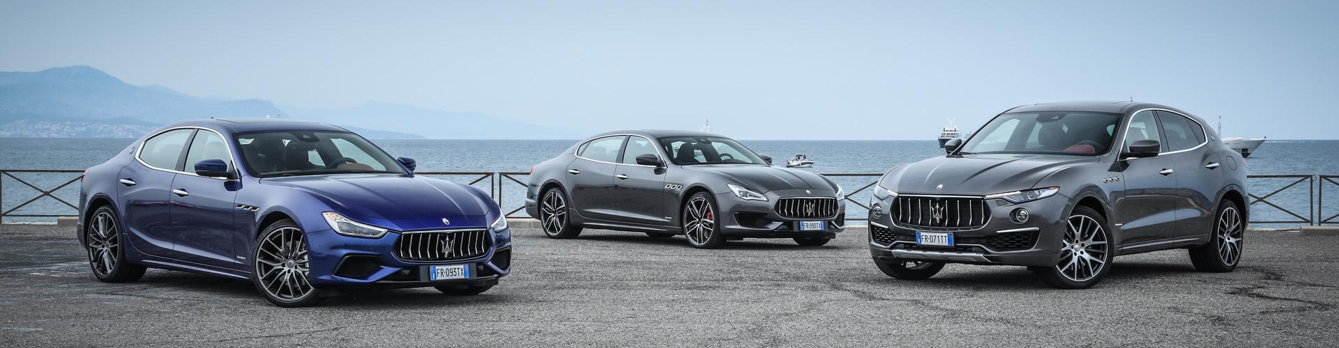 Maserati January Offer