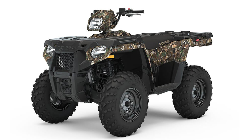 Sportsman 570 EPS Pursuit Camo