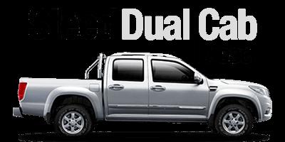 Steed 4x2 / 4x4 Dual Cab Diesel