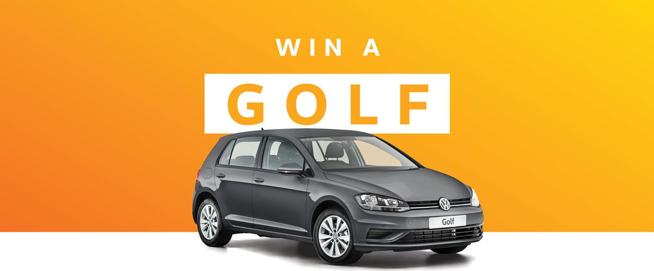 Win a Golf