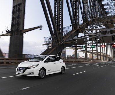 Nissan Leaf, Armstrong Nissan Toowoomba image