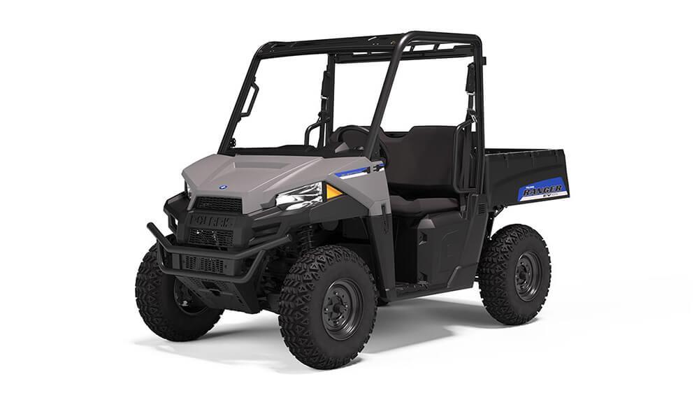 Ranger EV Avalanche Gray