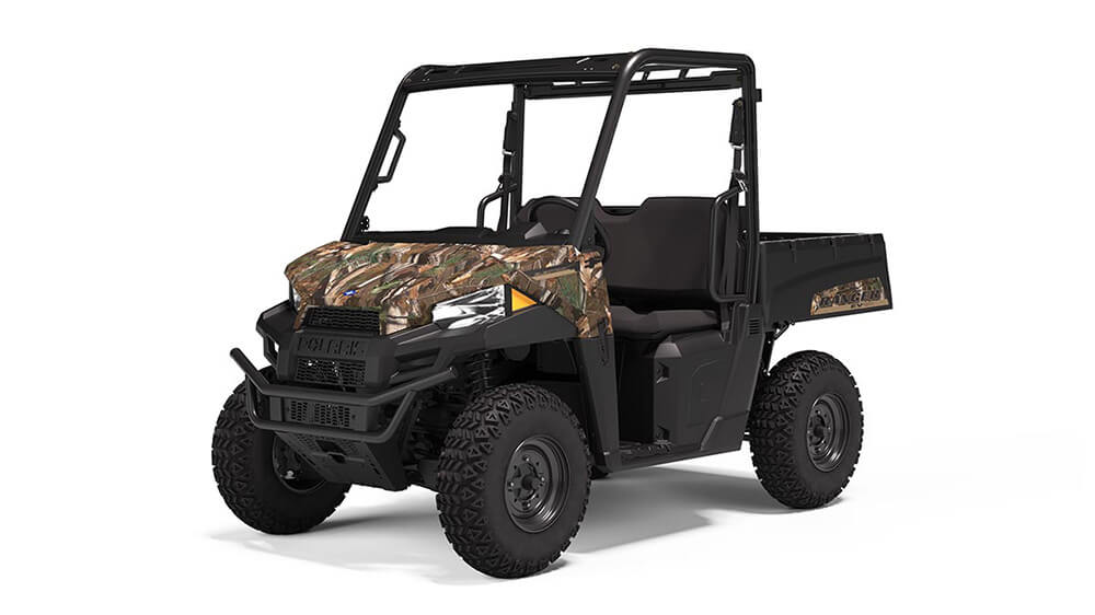 Ranger EV Pursuit Camo