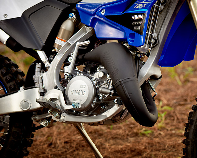 2 STROKE POWER TUNED FOR OFF-ROAD