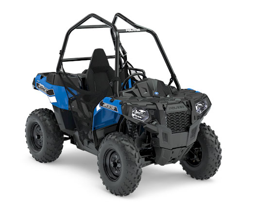 Polaris Ace 570 HD EPS Velocity Blue
