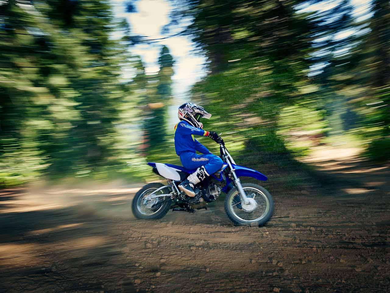 2020 Yamaha TT-R110E Gallery 4
