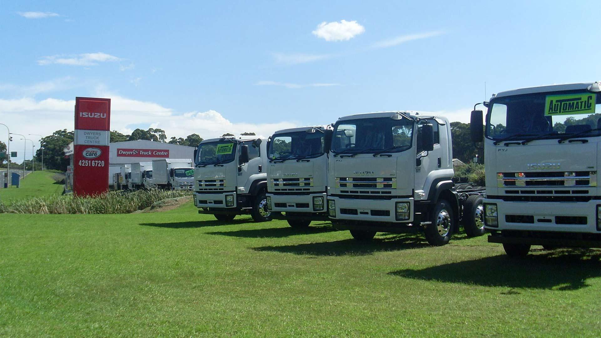 Dwyers Truck Centre