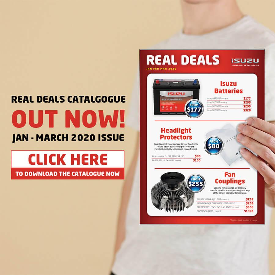 Real Deals Catalogue