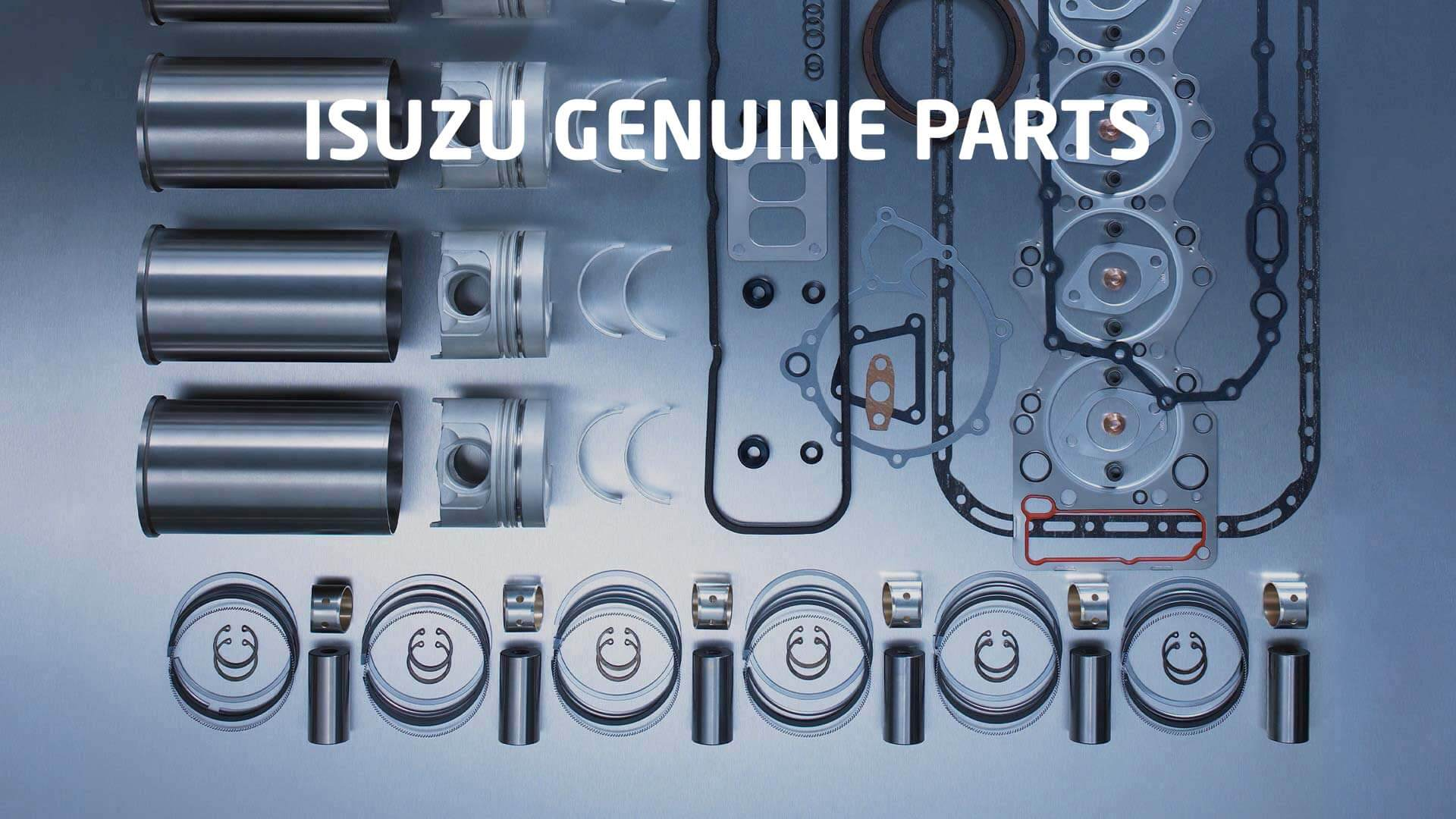 Isuzu Truck Genuine Parts
