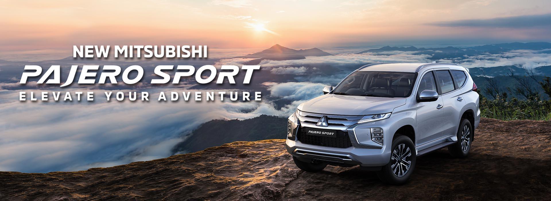Mitsubishi Pajero Sport For Sale