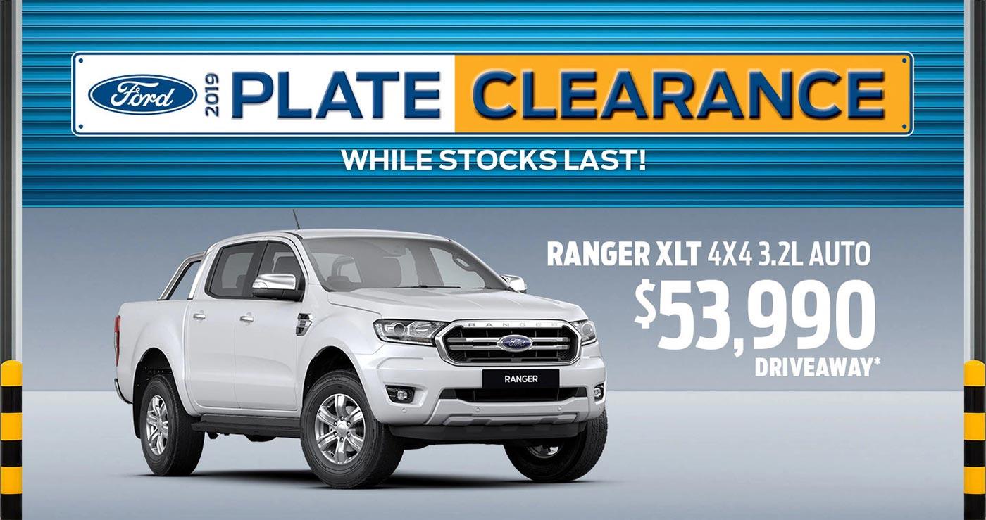 Ranger Factory Offers