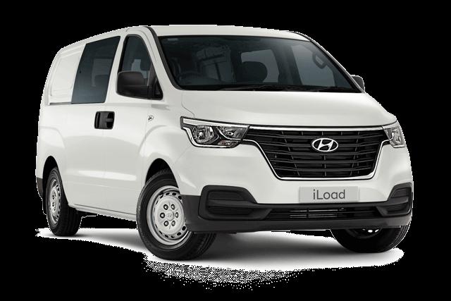 Hyundai iLoad Crew Cabin Van