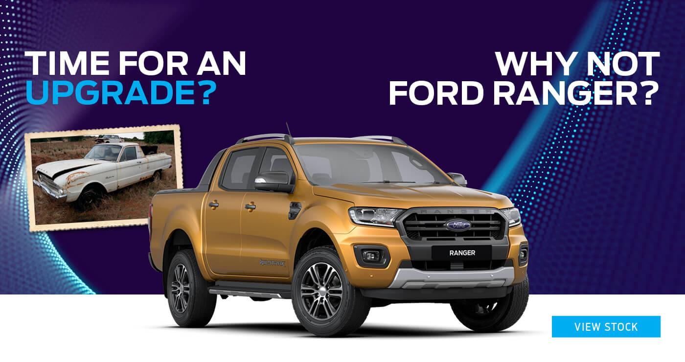 Dominelli Ford | Ranger
