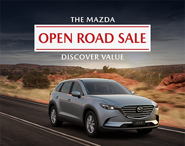 Click here to see the latest offers at Mawson Lakes Mazda.