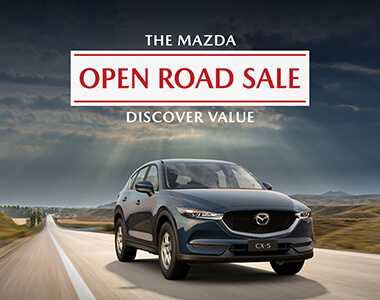 Click here to see the latest offers at Eden Mazda.