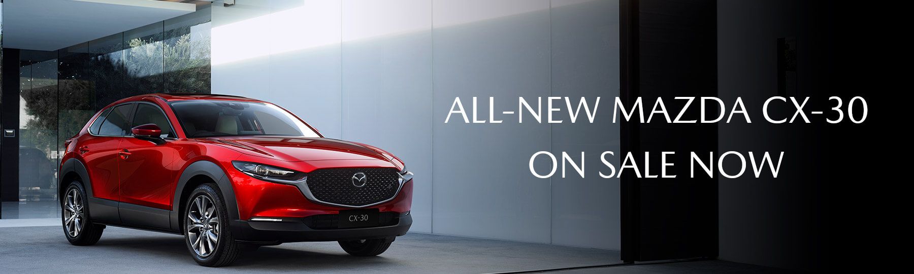 Mazda All-New CX-30