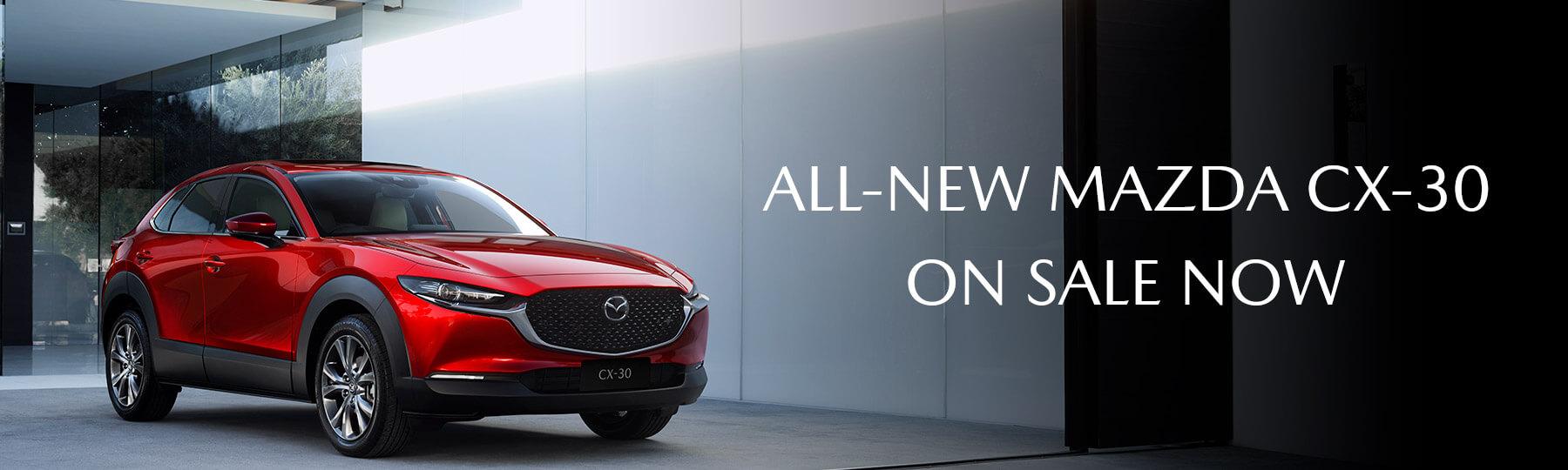 Mazda All-New CX-30