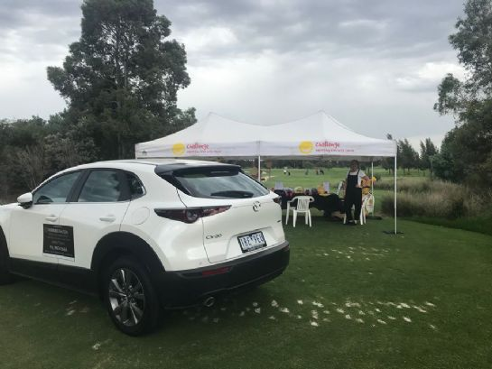 Werribee Mazda Challenge Golf Day