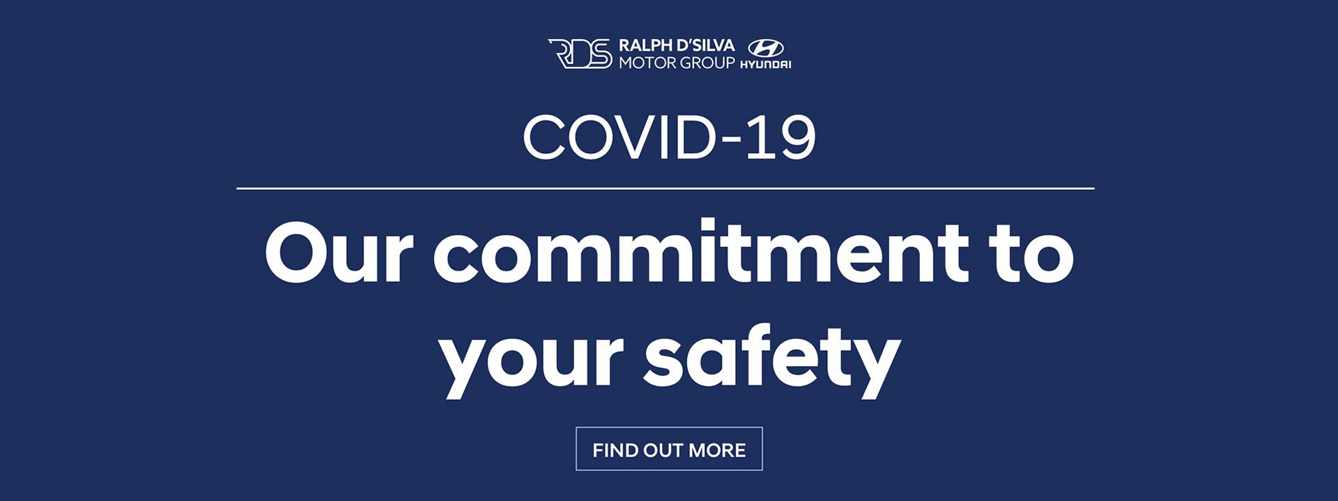 Ralph DSilva COVID-19